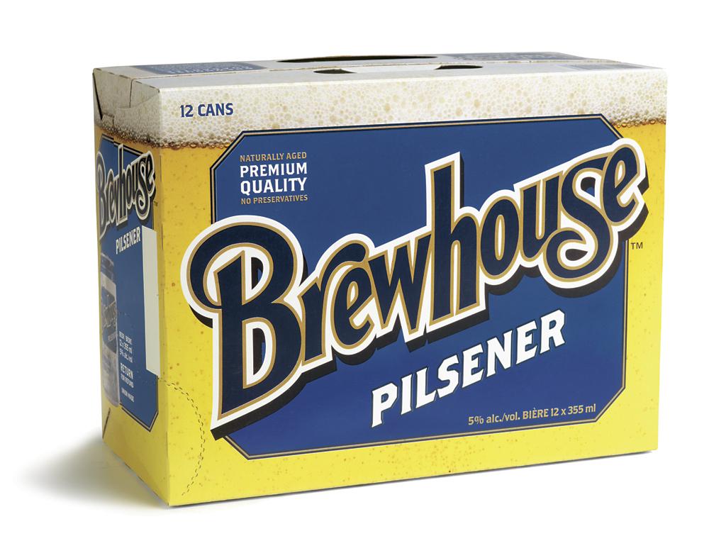 Brewhouse Pilsner Case