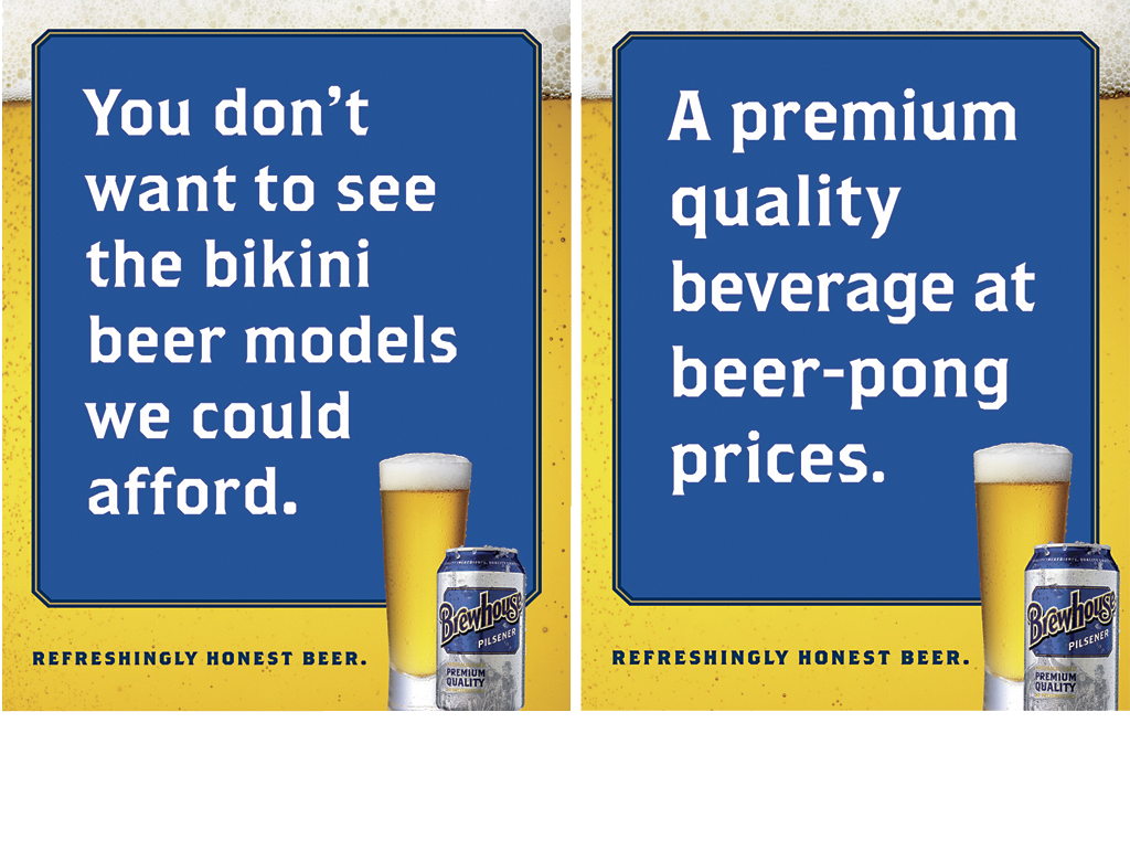 Brewhouse Beer Posters