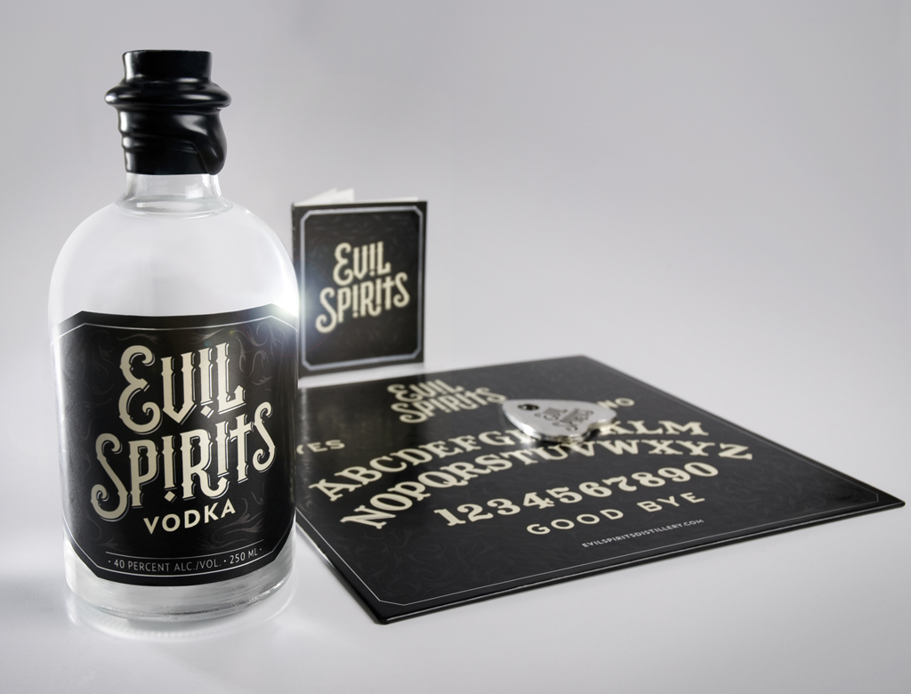 Evil Spirits Launch Kit