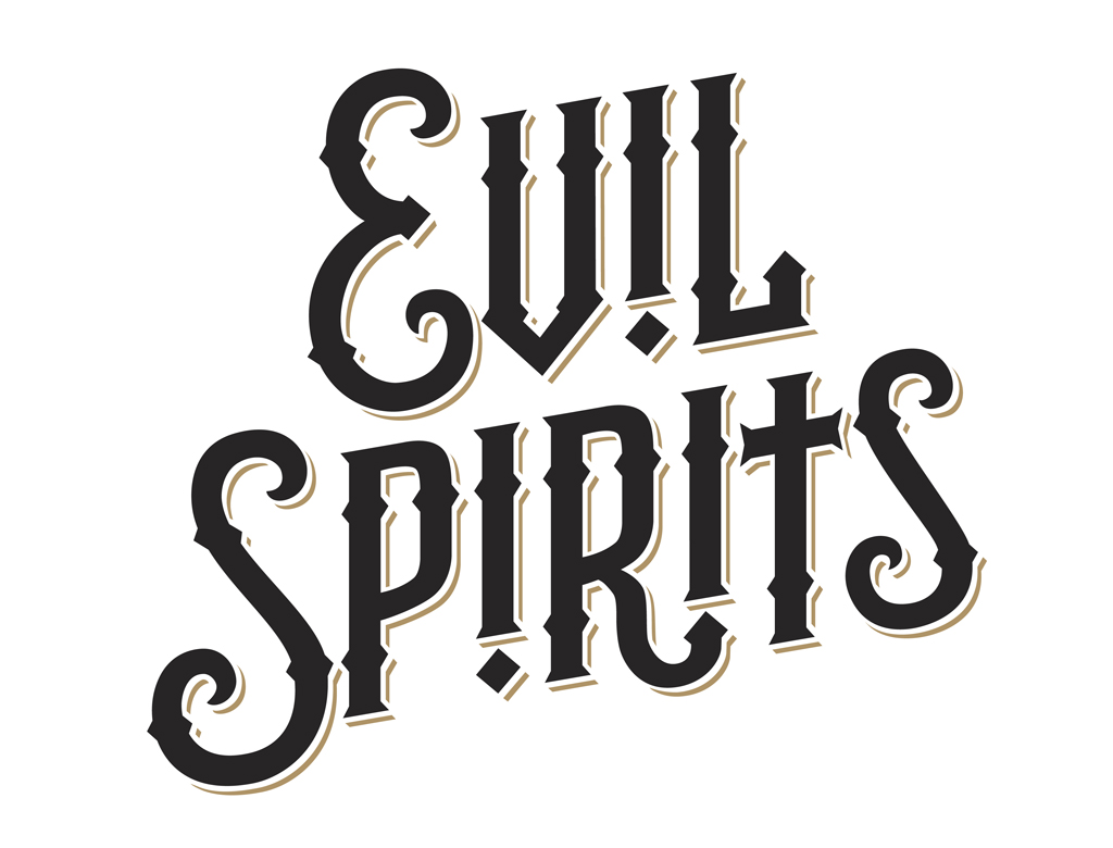 Evil Spirits Wordmark