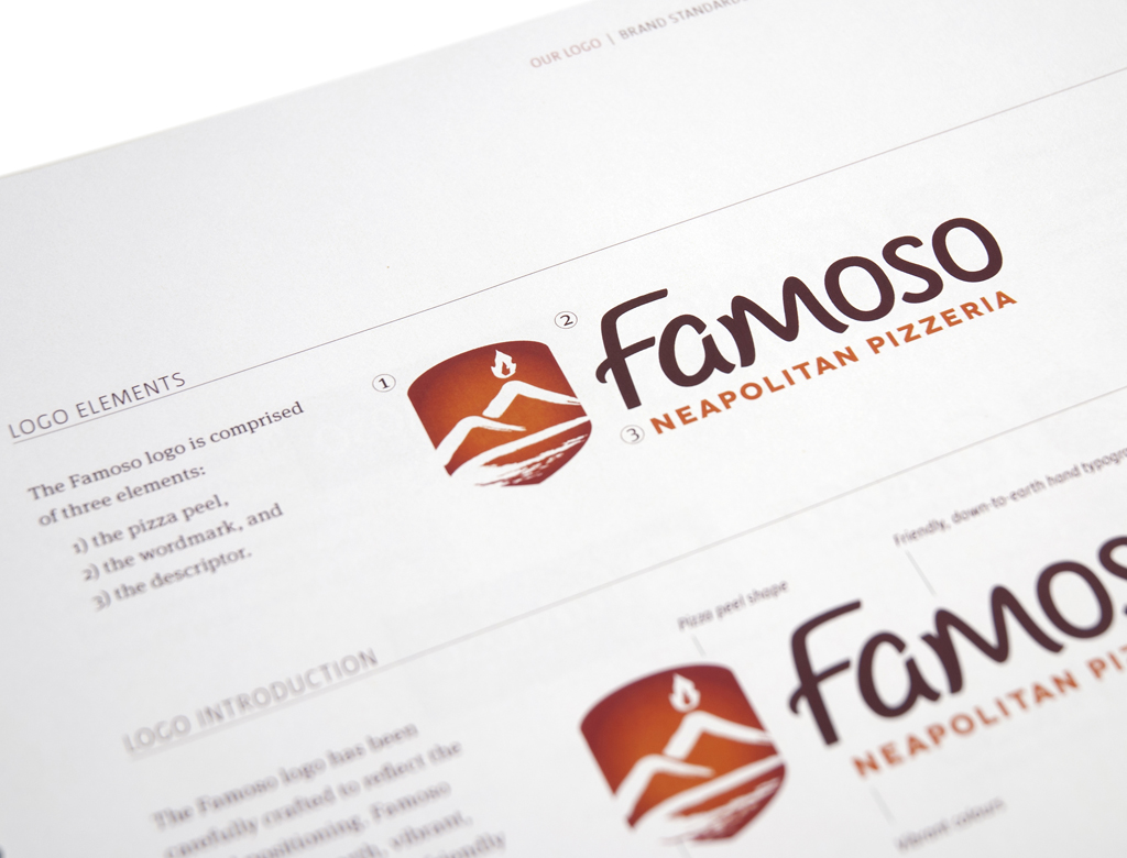 Famoso Logo Design