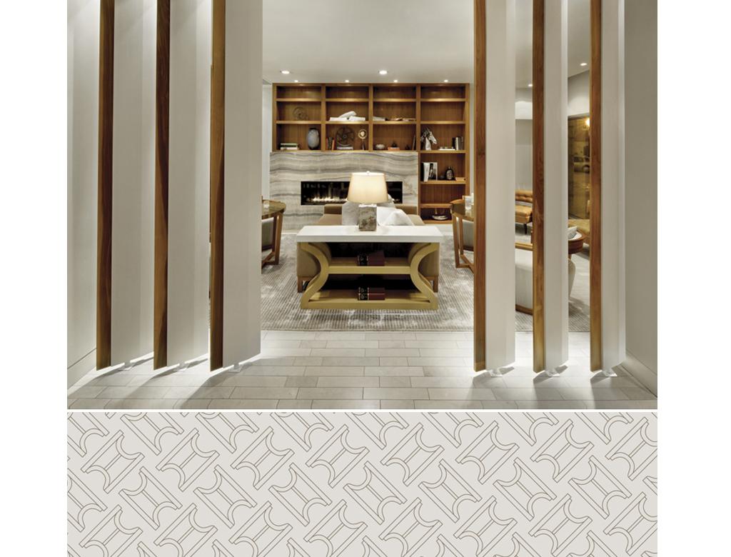 James Hotel patterns