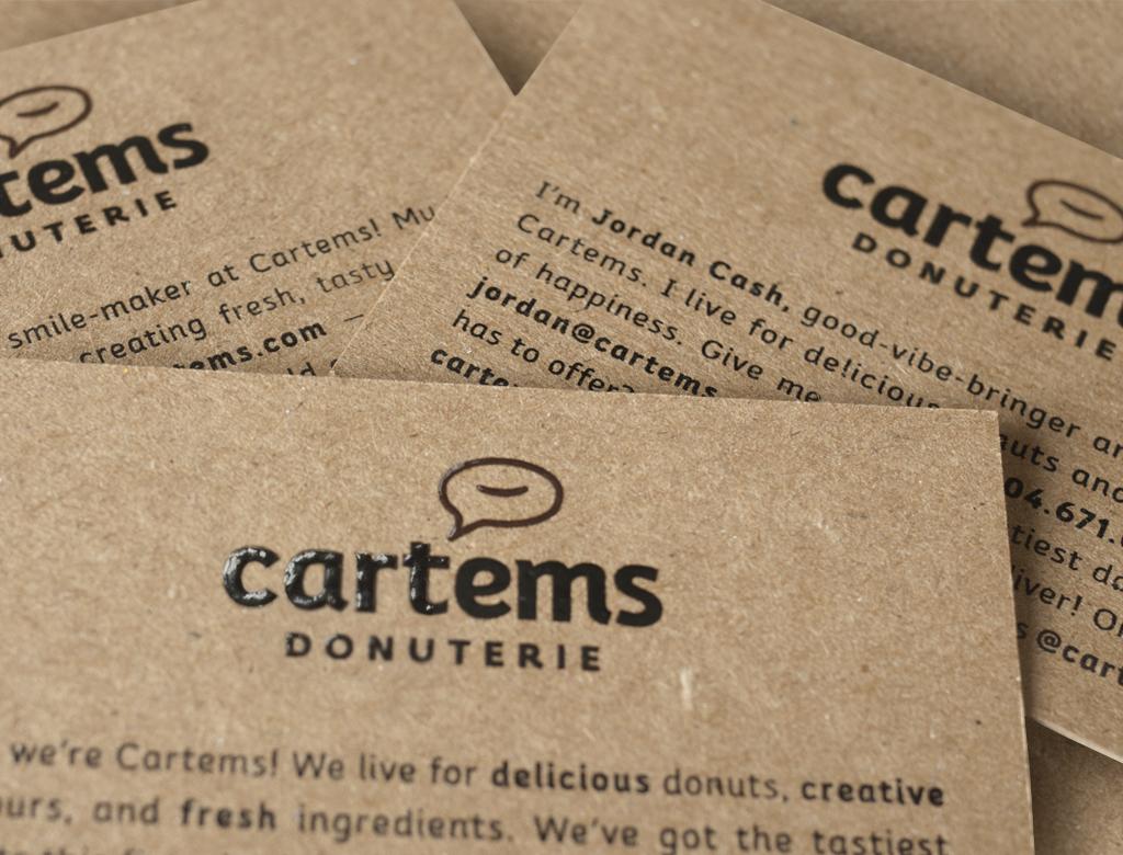 Cartems Business Cards