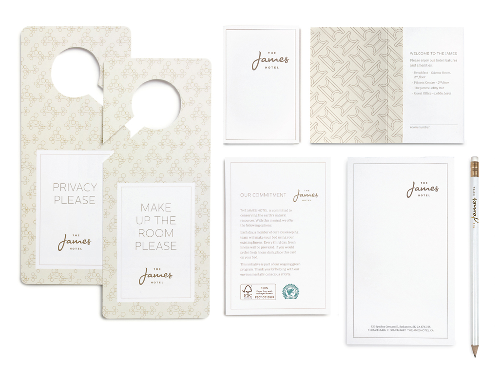 James Hotel Collateral