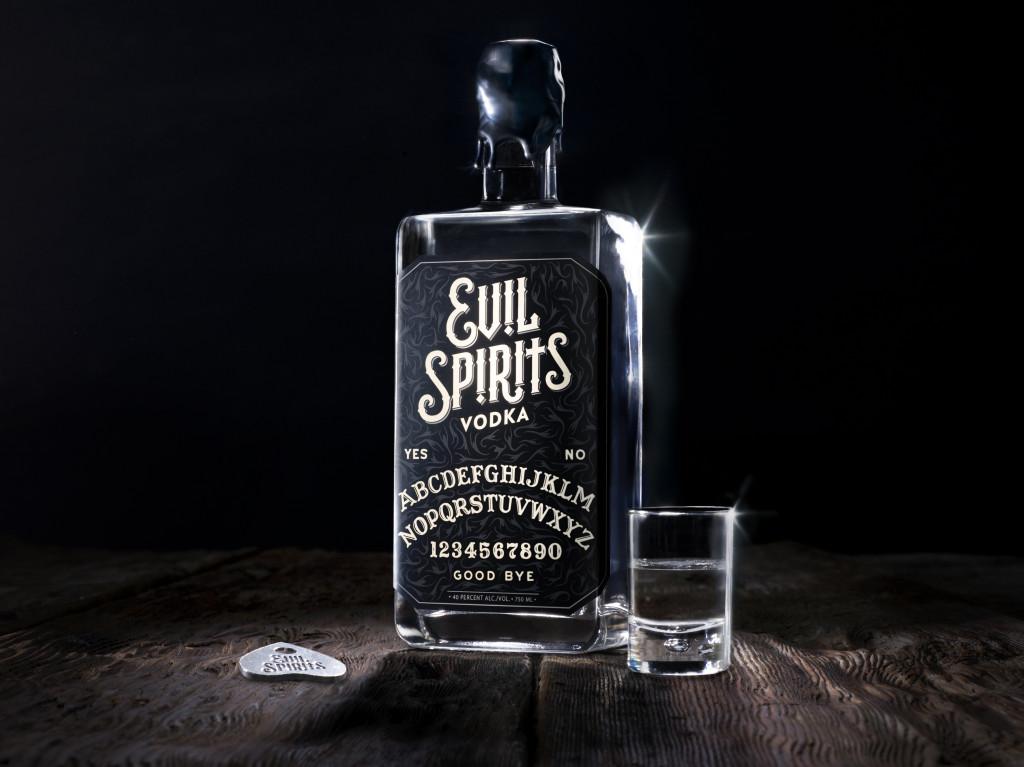 Evil Spirits 750ml bottle