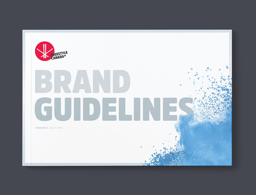 Freestyle Canada Brand Guidelines