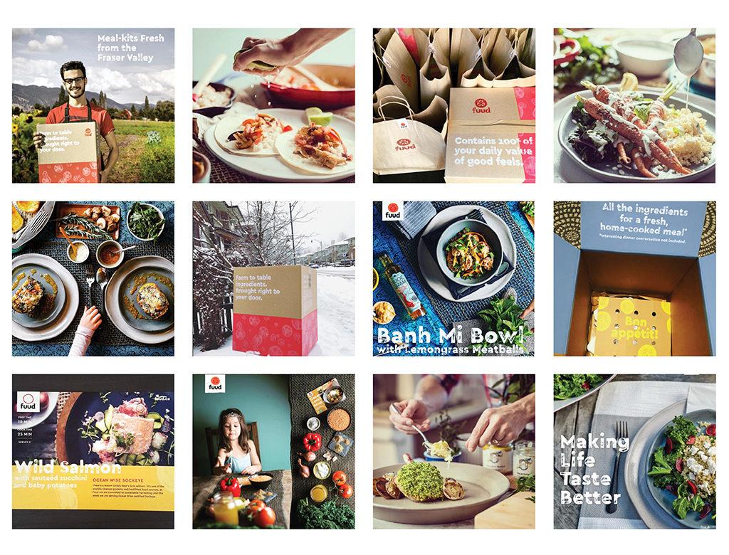 Fuud instagram posts