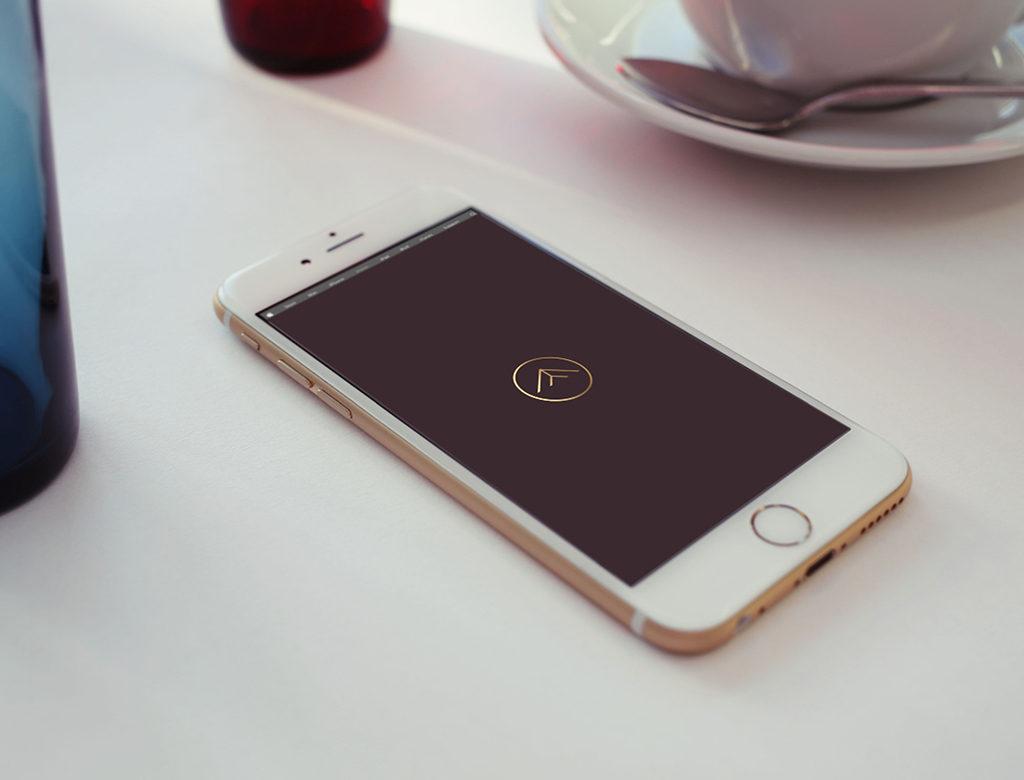 KellyDeck-app screen