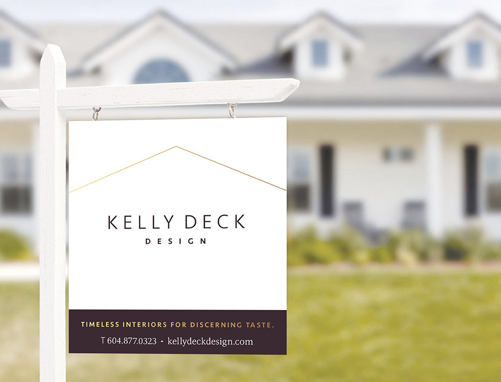 KellyDeck_home sign